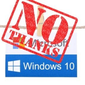no win10